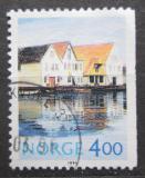Poštovní známka Norsko 1995 Skudeneshavn Mi# 1176 Dr