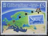 Poštovní známka Gibraltar 2005 Evropa CEPT Mi# 1138 Kat 19€
