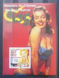 Poštovní známka Kongo Dem. 2003 Marilyn Monroe Mi# N/N