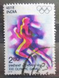 Poštovní známka Indie 1976 LOH Montreal, sprint Mi# 683 Kat 4€
