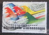 Poštovní známka Malta 1992 Nový terminál letiště Malta Mi# 883