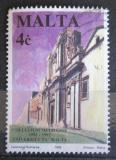 Poštovní známka Malta 1992 Stará budova univerzity Mi# 900