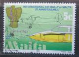 Poštovní známka Malta 1994 Letadla Mi# 936
