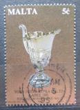 Poštovní známka Malta 1994 Stříbrný džbán Mi# 945