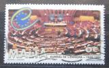 Poštovní známka Malta 1999 Rada Evropy Mi# 1063