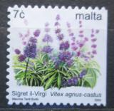 Poštovní známka Malta 2003 Vitex agnus-castus Mi# 1305 Dr
