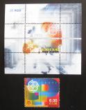 Poštovní známky Estonsko 2006 Evropa CEPT Mi# 537,Block 24