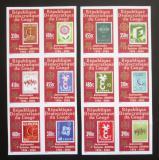Poštovní známky Kongo Dem 2005 Evropa CEPT Mi# 1831-42 B Kat 30€