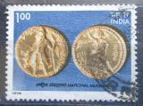 Poštovní známka Indie 1978 Zlaté mince Mi# 765