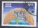 Poštovní známka Indie 1995 FAO, 50. výročí Mi# 1477