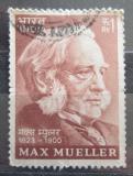 Poštovní známka Indie 1974 Max Mueller, filozof Mi# 596 Kat 2.50€