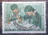 Poštovní známka Indie 1970 Výstava INPEX Mi# 514