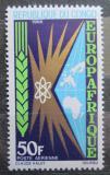 Poštovní známka Kongo 1966 EUROPAFRIQUE Mi# 102