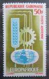 Poštovní známka Gabon 1964 EUROPAFRIQUE Mi# 202