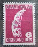 Poštovní známka Grónsko 1978 Lidové umění, Tupilak Mi# 111