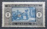 Poštovní známka Senegal 1914 Příprava jídla Mi# 54