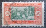 Poštovní známka Senegal 1926 Příprava jídla Mi# 82
