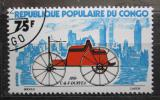 Poštovní známka Kongo 1975 C.and F. Duryea, 1893 Mi# 467