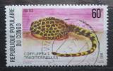 Poštovní známka Kongo 1977 Tradiční ozdoba Mi# 571