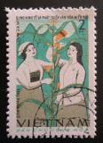 Poštovní známka Vietnam 1965 Farmářky Mi# 354