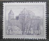 Poštovní známka Estonsko 1994 Zámek Arensburg Mi# 237