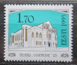 Poštovní známka Estonsko 1995 Divadlo v Tartu Mi# 257