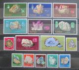 Poštovní známky Keňa 1977 Minerály TOP SET Mi# 96-110 Kat 80€