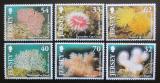 Poštovní známky Jersey, Velká Británie 2004 Korály Mi# 1147-52 Kat 12€