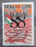 Poštovní známka Itálie 1988 Via Appia Mi# 2058
