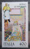 Poštovní známka Itálie 1989 Folklór Mi# 2081