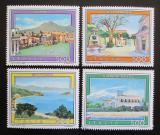 Poštovní známky Itálie 1989 Turistické zajímavosti Mi# 2084-87