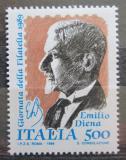 Poštovní známka Itálie 1989 Emilio Diena Mi# 2101