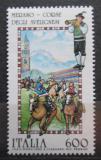 Poštovní známka Itálie 1990 Folklór Mi# 2145