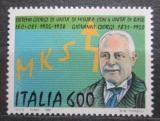 Poštovní známka Itálie 1990 Giovanni Giorgi, vynálezce Mi# 2147