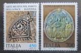 Poštovní známky Itálie 1990 Kulturní dědictví Mi# 2154-55