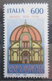 Poštovní známka Itálie 1990 Hudební festival Malatestiana, 40. výročí Mi# 2156