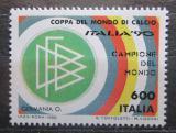 Poštovní známka Itálie 1990 MS ve fotbale Mi# 2157 Kat 4.50€