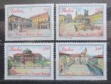 Poštovní známky Itálie 1987 Slavná náměstí Mi# 2022-25