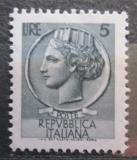 Poštovní známka Itálie 1954 Italia Mi# 884