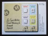 Poštovní známky Uganda 1989 Výstava PHILEXFRANCE Mi# Block 93 Kat 11€