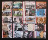 Poštovní známky Belgie 2000 Události 20. století Mi# 2994-3013