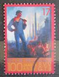 Poštovní známka Belgie 1998 Umění, Constant Draz Mi# 2840