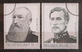 Poštovní známky Belgie 1999 Belgičtí králové Mi# 2845-46