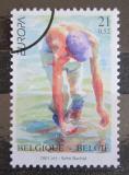 Poštovní známka Belgie 2001 Evropa CEPT Mi# 3039