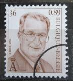 Poštovní známka Belgie 2000 Král Albert II. Mi# 3016