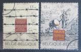 Poštovní známky Belgie 1997 Muzea Mi# 2734-35