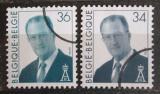 Poštovní známky Belgie 1997 Král Albert II. Mi# 2737-38 Kat 3.50€