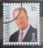 Poštovní známka Belgie 1996 Král Albert II. Mi# 2691