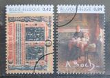 Poštovní známky Belgie 2002 Ženy a umění Mi# 3111-12