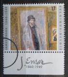 Poštovní známka Belgie 1999 Umění, James Ensor Mi# 2874